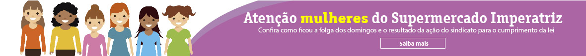 Banner mulheres imperatriz