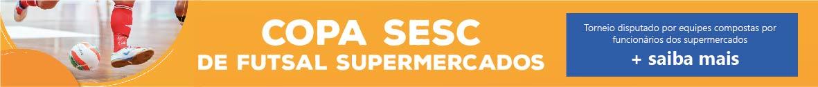 Copa Sesc de Futsal de Supermercados