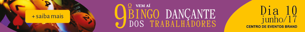 9º Bingo dançante 2017