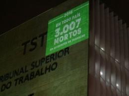 Apesar do alto índice de mortes no trabalho, Bolsonaro quer reduzir normas de segurança