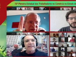 Experiência de Plenária por videoconferência foi um sucesso
