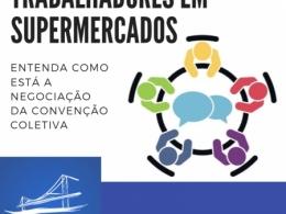 ATENÇÃO EMPREGADOS EM SUPERMERCADOS - NOTA DE ESCLARECIMENTO