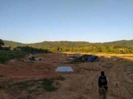 Mais de 300 garimpeiros em trabalho escravo foram resgatados no Brasil desde 2008