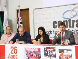 Campanha Nacional pelo Trabalho Decente é lançada pela Contracs