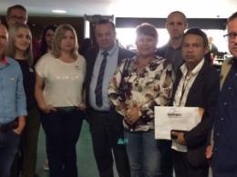 CONTRACS organiza mutirão para pressionar deputados contra as reformas em Brasília