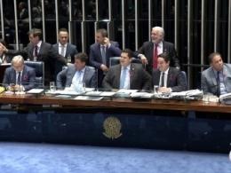 Plenário do Senado aprova reforma da Previdência no primeiro turno de votação