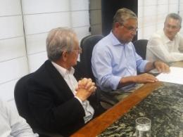 Entregue ao governador proposta de reajuste do Piso Salarial Estadual em 2.95% para 2018
