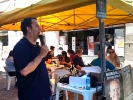 Sec Floripa e CUT-SC coleta assinaturas para anular Reforma Trabalhista