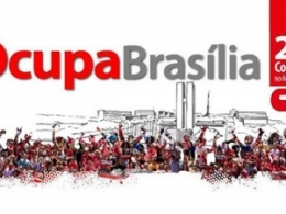 Trabalhadores e estudantes de todo o país ocuparão Brasília contra a retirada de direitos